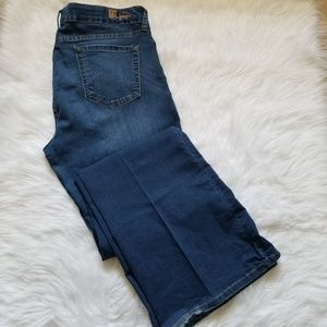 Kut from the Kloth Ali Fit and Flare Jeans